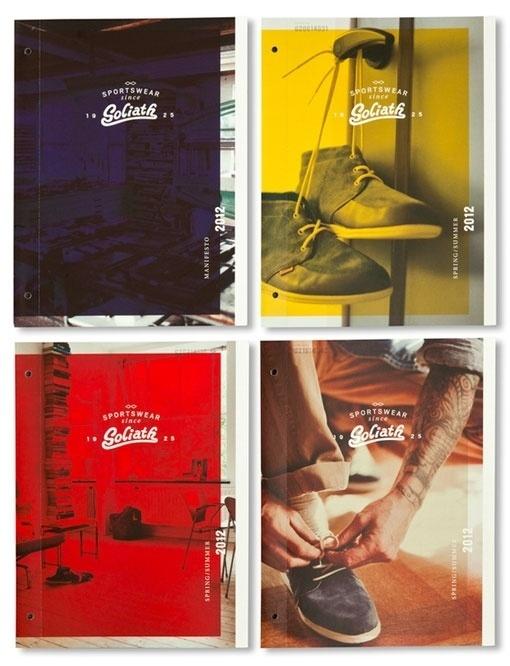 Design Work Life » cataloging inspiration daily #print #design #sports