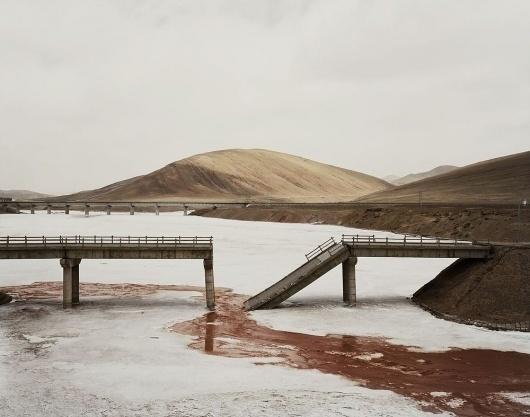 Le Yangtze par Nadav Kander   La boite verte #photography