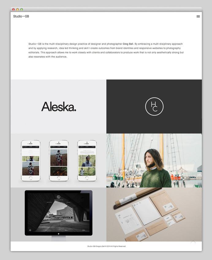 Websites We Love Showcasing The Best In Web Design Agency Semplice Portfolio Design Best Website Ui Minimal Webdesign Web Typography Search By Muzli