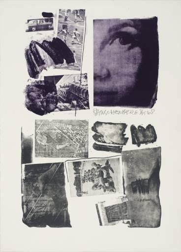 Google Image Result for http://takethepicturenow.files.wordpress.com/2009/07/robert-rauschenberg-pledge-1968.jpg #college #art