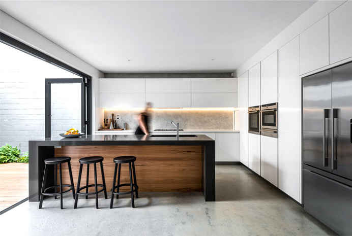 Residence by Keen Architecture - #decor, #interior, #home, #architecture, #house,