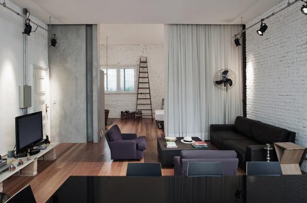 Loft Cinderela by AR Arquitetos on flodeau.com 25 #interior #design #decor #deco #decoration