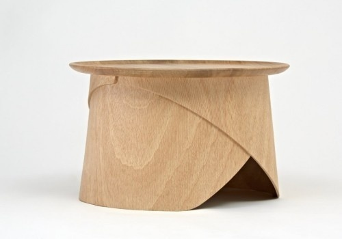 Wrap Chair by LUGI #furniture #minimal #stool