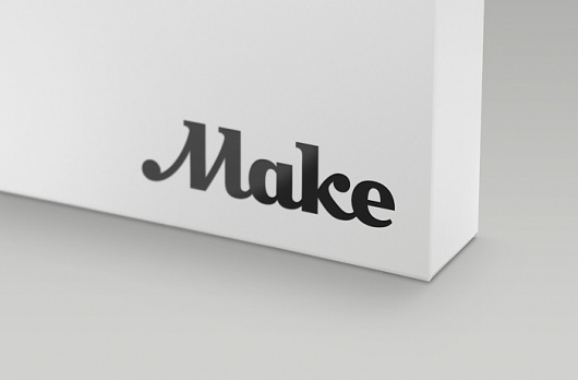 make-branding.jpg (700×460) #inspiration #logotype #lettering #branding #design