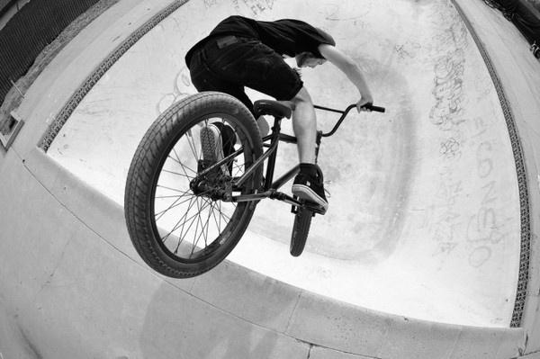 T H E D I G G E S T . C O M #pool #bmx #shredding