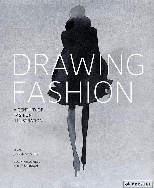 fashion drawing #white #& #book #black #illustration #fashion