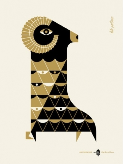 design work life » Lab Partners: California Gold #folk #classic #geometric #constructivism #illustration