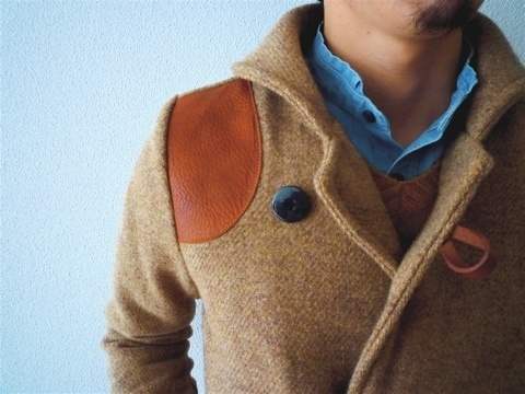 FFFFOUND! | Skinny Bitch Mafia #photography #denim #leather #fashion #wool #tweed