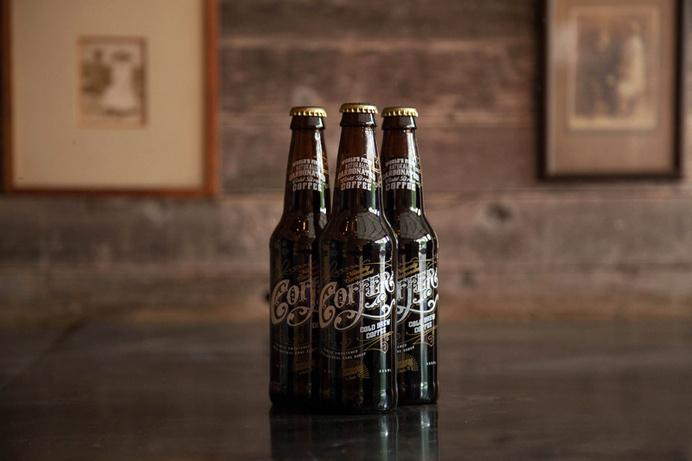 Coffer Bottle Design