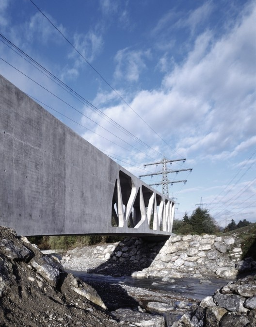 CJWHO ™ (Alfenz Bridge, Montafon, Austria | Marte Marte...) #austria #design #landscape #photography #architecture #bridge