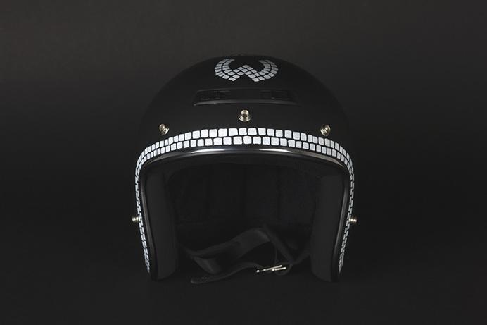 Helmet - Paul Tuorto