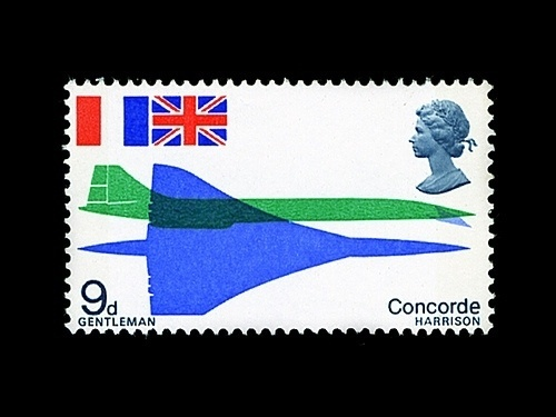 [rafdevis] - Axel Hütte #post #britain #stamp #concorde