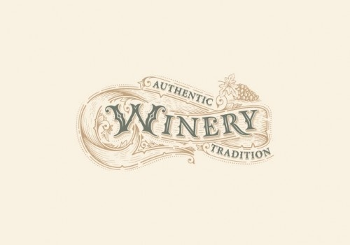 WINERY.A.T #typography