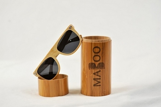 Maboo Shades By Verde Styles | LuxScene #glasses #product #design #object