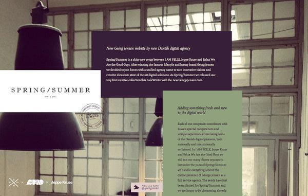 Spring/Summer I AM PELLE   Pelle Martin #website