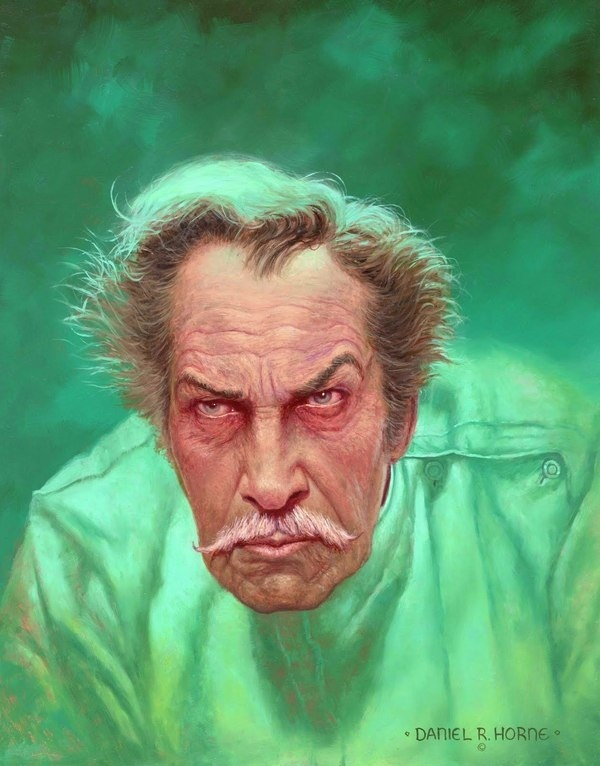 pulp flesh #horror #illustration #pulp #price #painting #vincent
