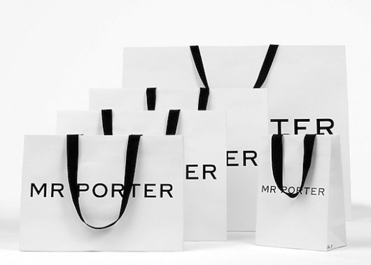 Mr Porter by Saturday London   Swiss Legacy #design #graphic #branding