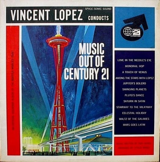 century 21.jpg (940×948) #album #seattle #design #1962 #worlds #cover #fair