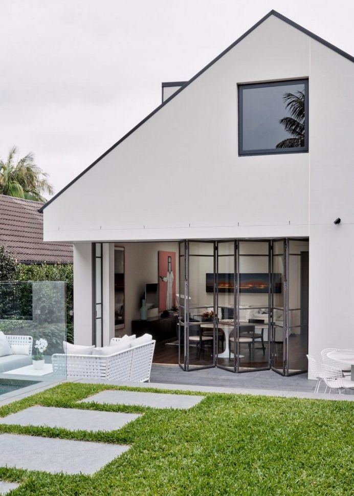 Mosman Residence: Stunning Contemporary Extension by Daniel Boddam