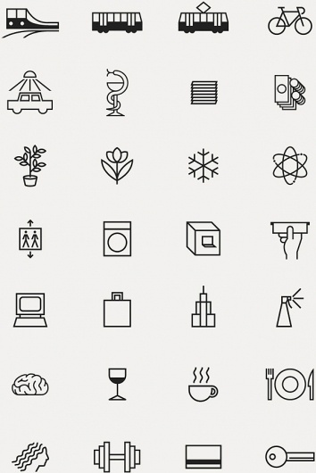 Rondo 1 : Survival Mode #picto #icons #iconography #pictogram