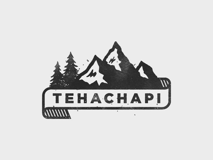 Tehachapi Logo #logo