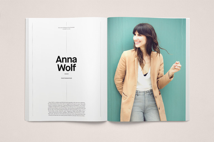 The Great Discontent Magazine spread4 #layout #design