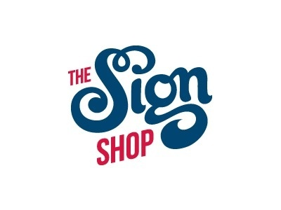 Signshop2 #lettering #branding #sign #shop #logo #type