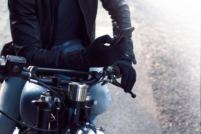 Refined Touchscreen Gloves #tech #flow #gadget #gift #ideas #cool