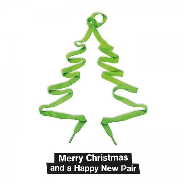 Christmas 2011 Foot Locker Card #christmas #card #xmas