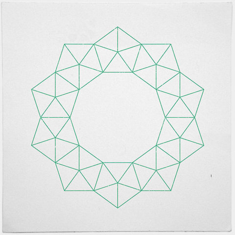 Geometry Daily #geometry #pattern #vectorial