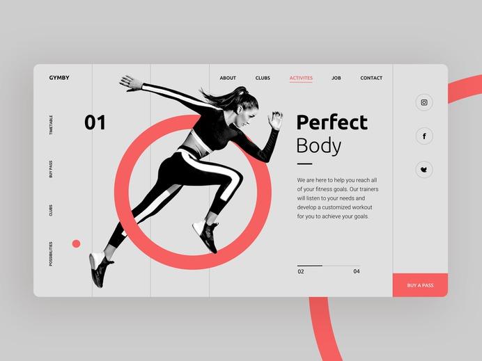 Best Web Design Inspiration Marketing Websites #38 | TMDesign