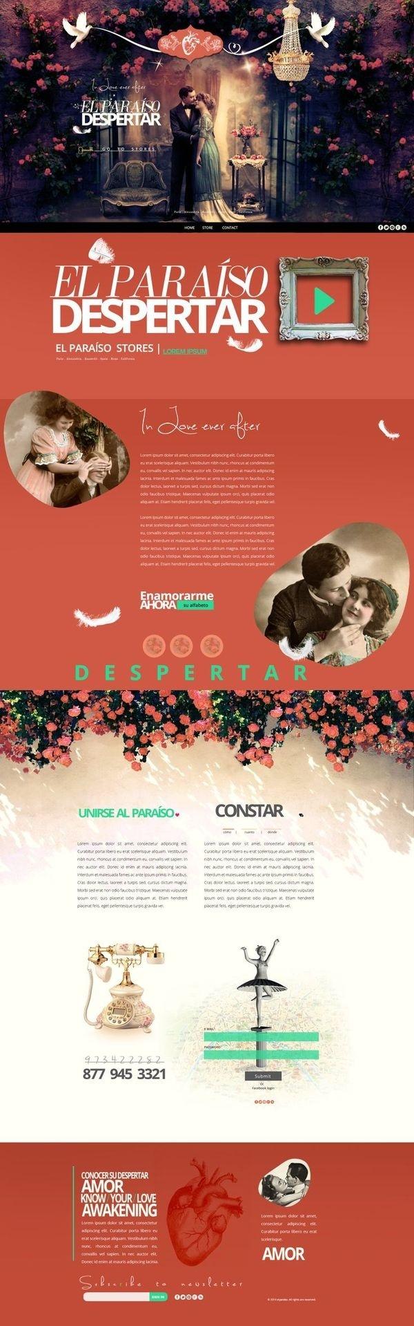 layout #design #graphic #vintage #layout #love