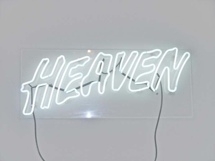 #neon #type #typography