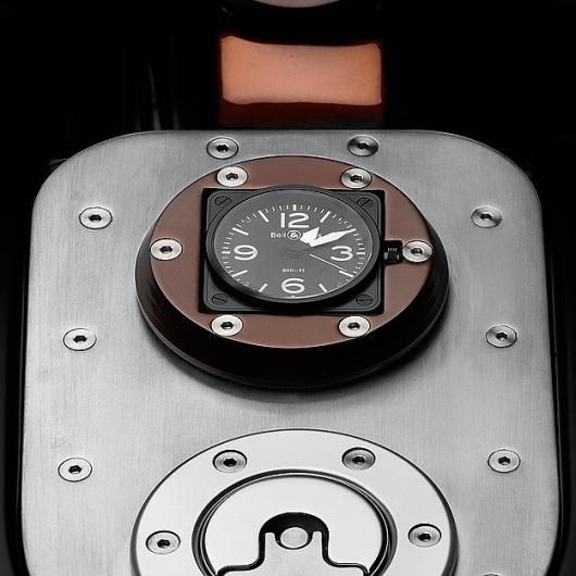 Harley-Davidson Softail custom #copper #texture #watch #metal #motorcycle