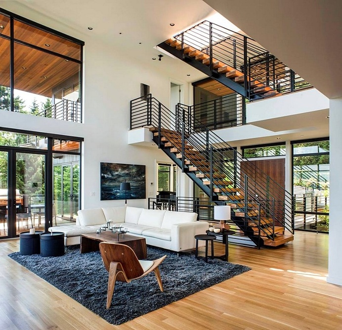 Music Box Residence by Scott Edwards Architecture