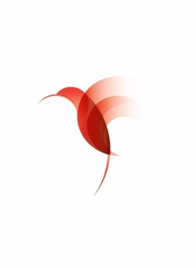 Face. Works. / Vermell & Co. #logo #symbol #bird