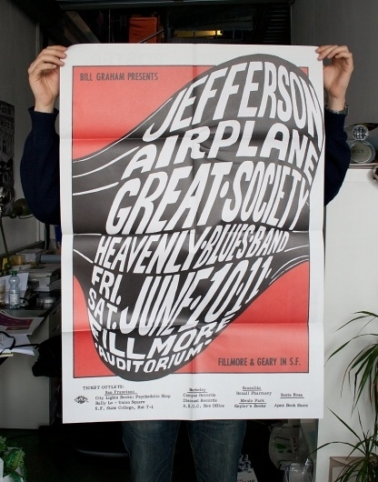 Poster Tribune #design #graphic #poster #typography