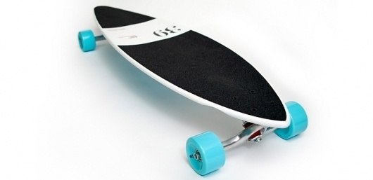 Buddy Carr Skateboards #cyan #illustration #skate #typography