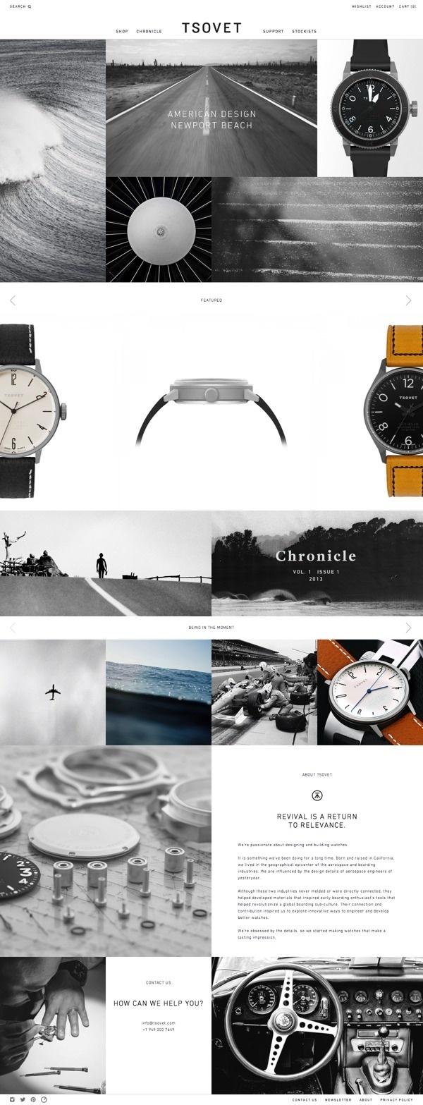 Tsovet American Design on Behance #website #web #digital #premium #tsovet #webshop