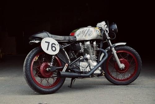 convoy #racing #vintage #bike