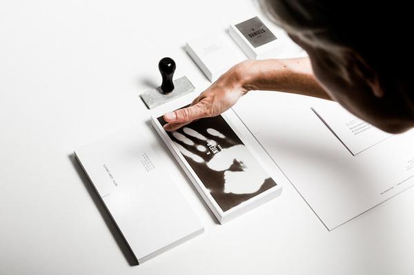Natalie Daniels Stationery #design #ink