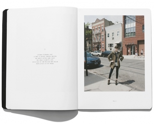 JOANNA EWING | - Fall 2010: Stephen Shore #print #typography #book