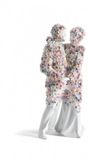 Lladro Porcelain #commitie #design #porcelain #art #love
