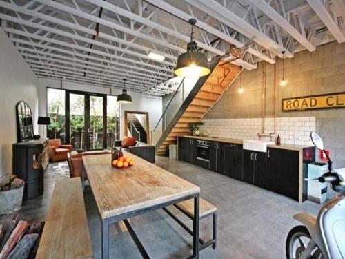 DeadFix » Dreamy #loft #interiors #homes #architecture #stairs