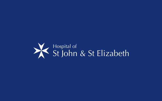 The hospital of St John and St Elizabeth #Branding #Design #Digital #WebsiteDesign #ModularDesign #Inspiration #Creative