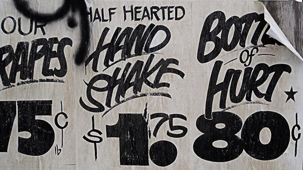 http://blog.bandit 1sm.com/wp content/uploads/2011/03/2 adnauseum.jpg #sign #painting