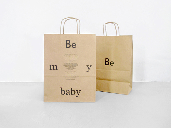 Be Shopxe2x80x94 Campaign 2013 #bag #print