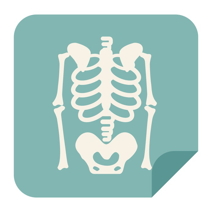 See more icon inspiration related to skeleton, medical, bones and x rays on Flaticon.