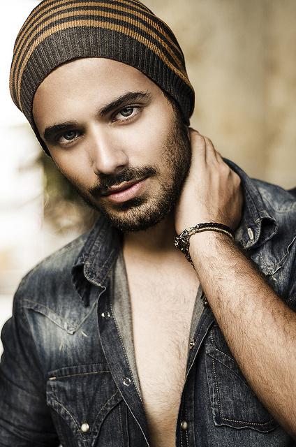 Vinicius Luiz by Guilherme Benites #sexy #boy #bearb #bonnet #ancor #fashion #benites #brazil #jeans