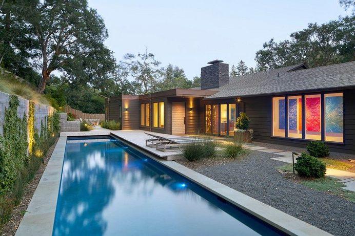 Modern Ranch Escape by Studio VARA